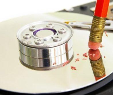 Effacement sécurisé de disques durs