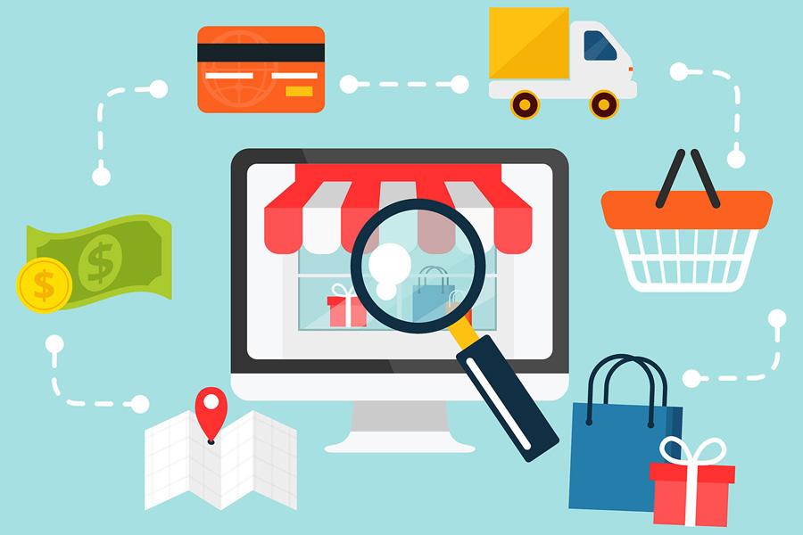 Conception de sites e-commerce et boutiques en ligne par bienvu