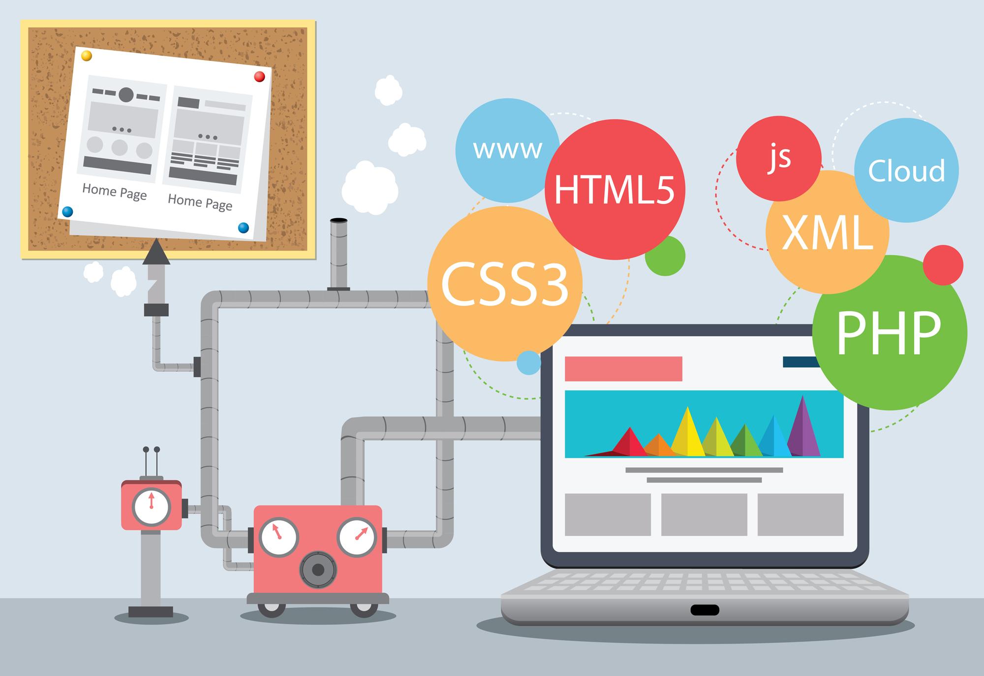 Conception de sites internet par bienvu